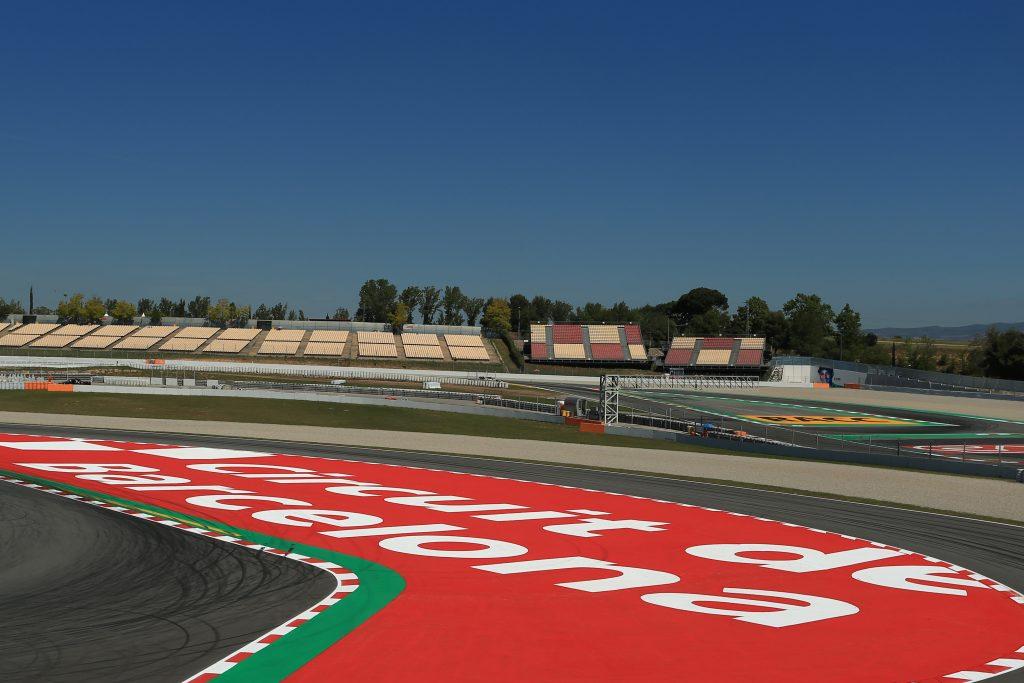 Catalunya Spanish Grand Prix Formula 1 F1