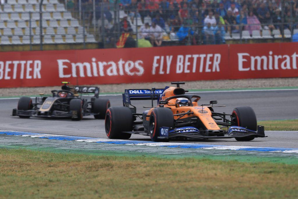 F1 Formula 1 German Grand Prix Carlos Sainz McLaren