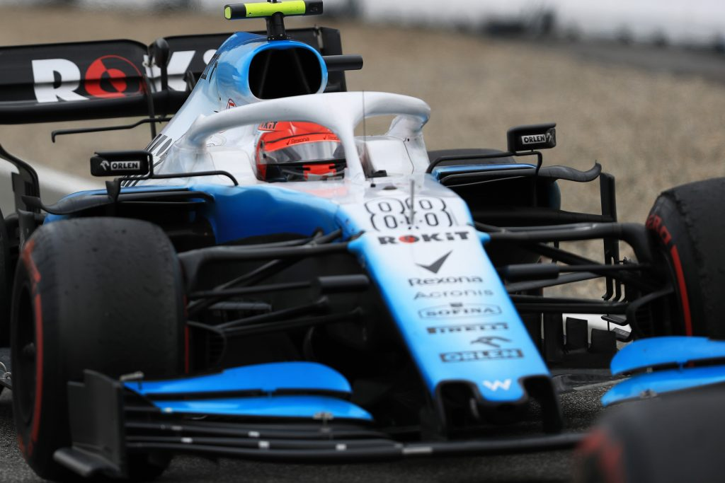F1 Formula 1 Williams Robert Kubica german Grand Prix