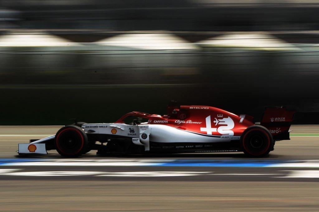 F1 Formula 1 Alfa Romeo Frederic Vasseur Kimi Raikkonen Antonio Giovinazzi
