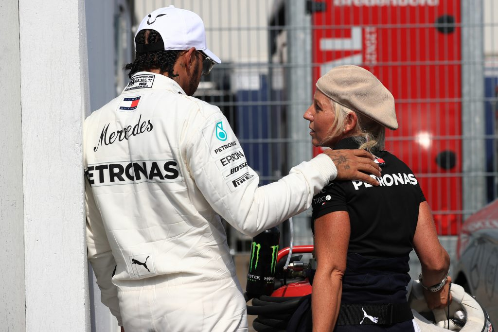 F1 Formula 1 German Grand Prix Hockenheim Lewis Hamilton Mercedes