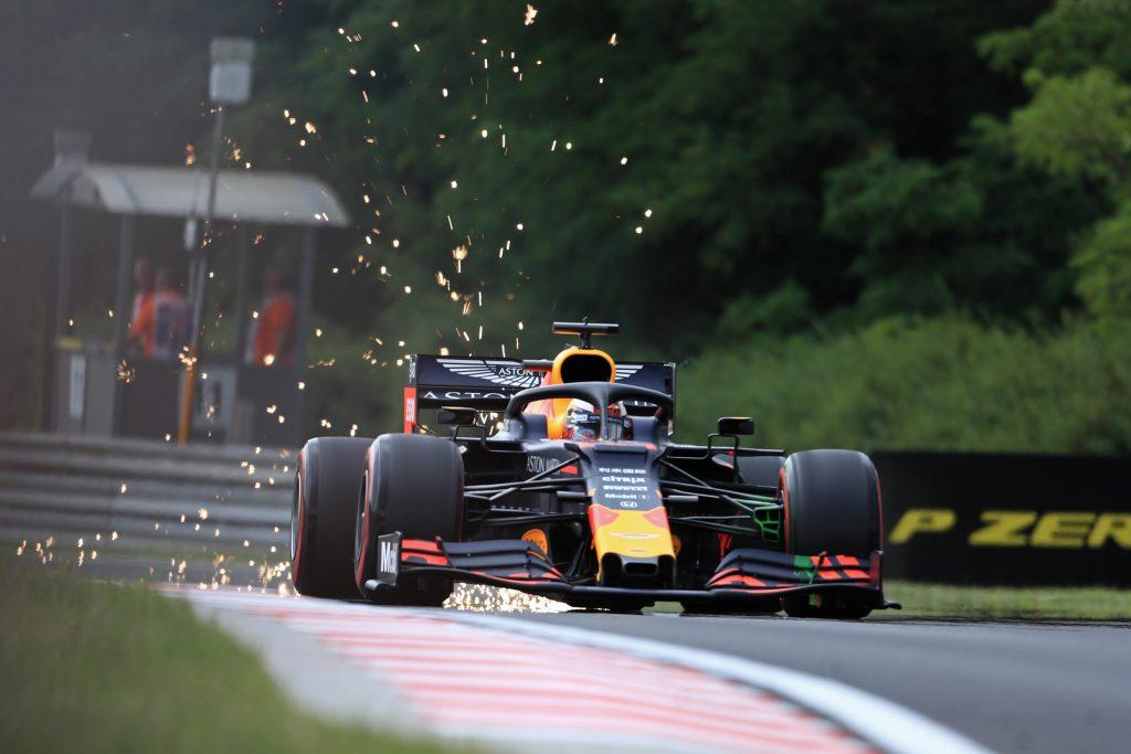 F1 Formula 1 Hungarian Grand Prix Red Bull Racing Pierre Gasly