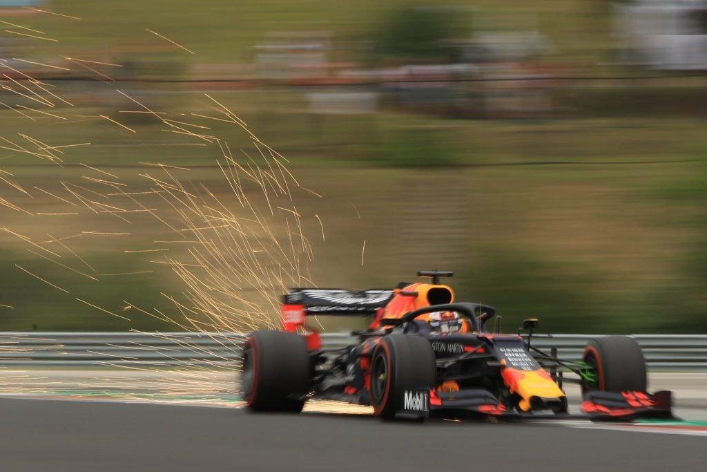 FP2 results - Red Bull Car - Hungarian Grand Prix