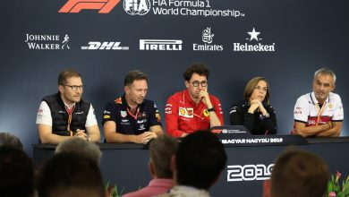 Photo of Hungarian Grand Prix: Friday Press Conference