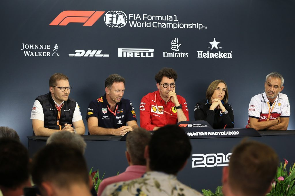 Hungarian Grand Prix: Friday Press Conference
