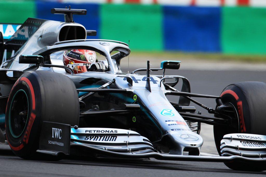 Hamilton - F1 Formula 1 Hungarian Grand Prix GP Mercedes Lewis Hamilton