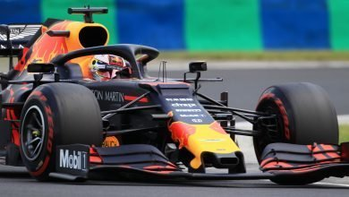 "Photo of Verstappen delighted to claim ""missing"" pole position"