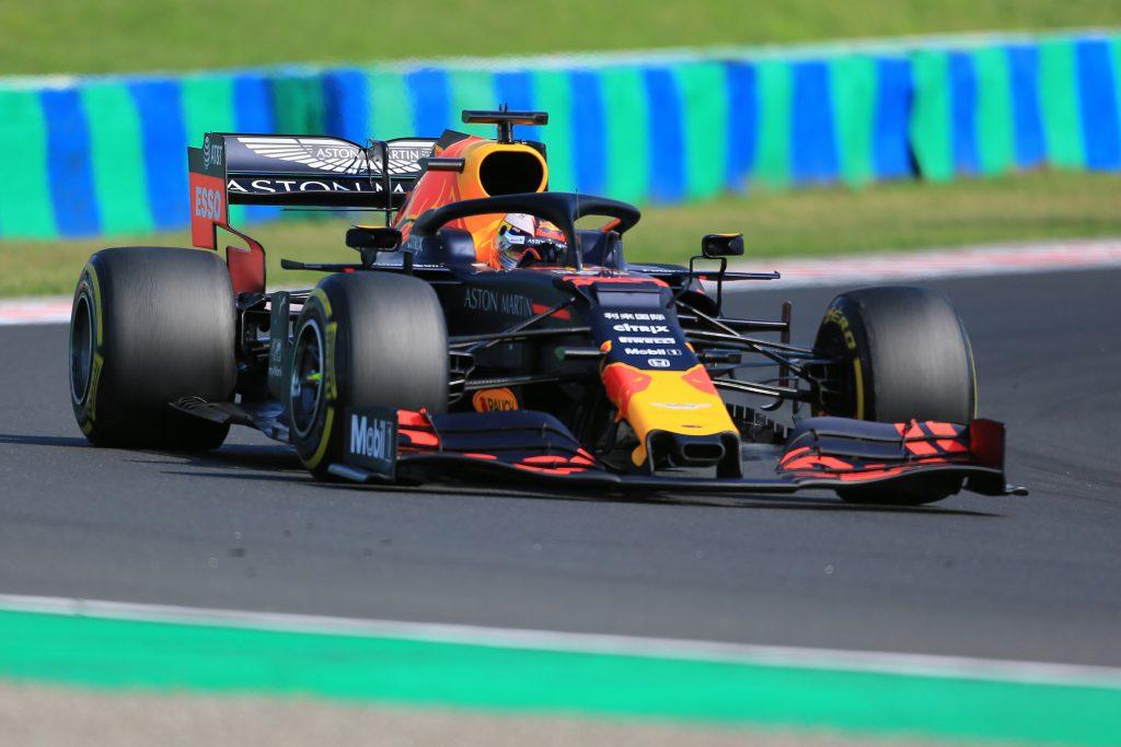 F1 Formula 1 Verstappen red bull hungarian grand prix