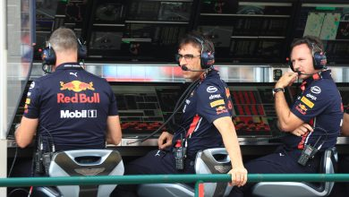 Photo of Horner: Pitting Verstappen wouldn't have been sensible