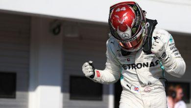 Photo of Late-race Hamilton overtake seals Hungarian GP win