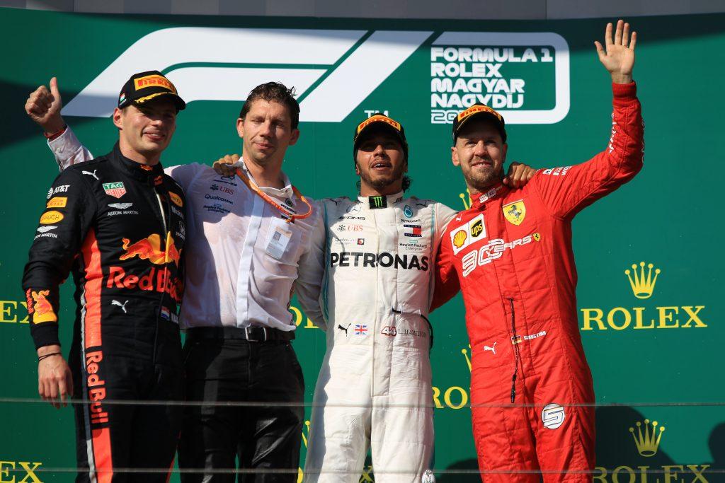 Championship Standings - Hungarian GP