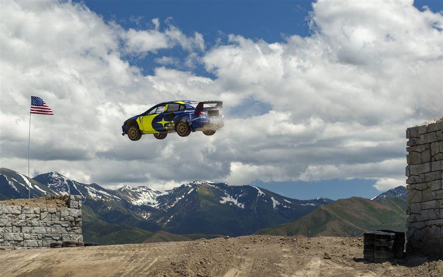 Scott Speed T6 spainl injury crash
