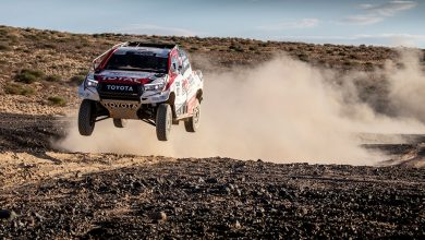 Photo of Fernando Alonso to rally raid with Toyota ahead of Dakar