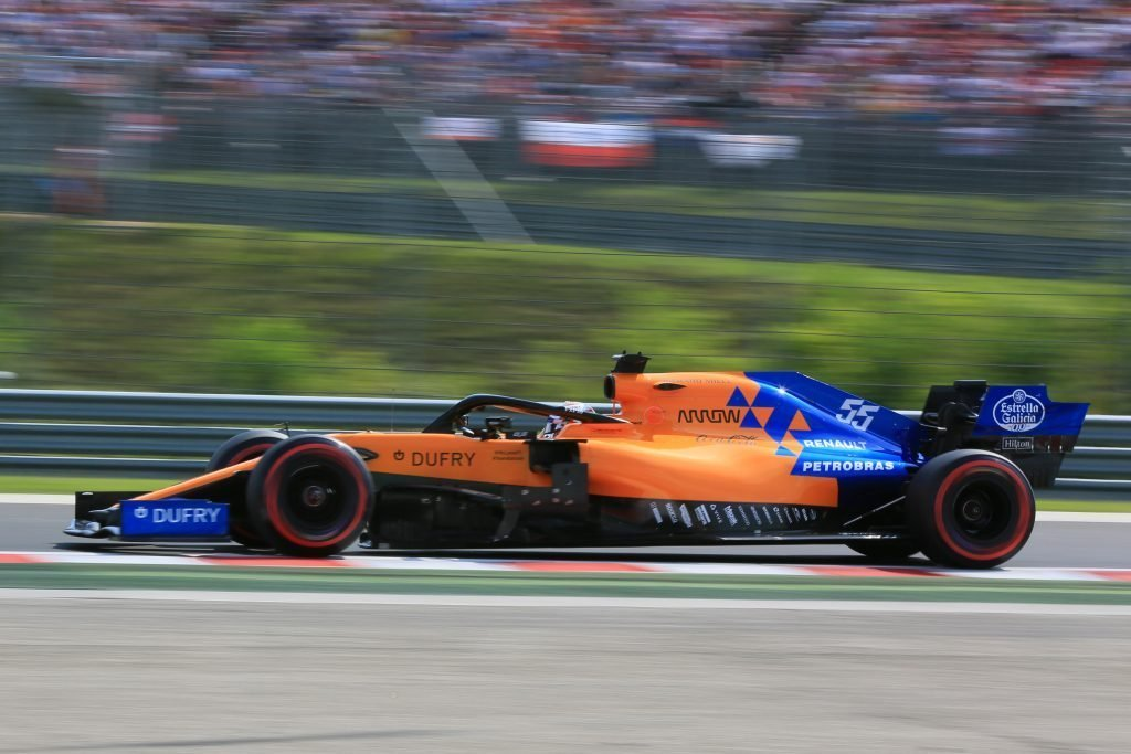 Formula 1 Mclaren Aiming To Maintain Positive Trend At Spa