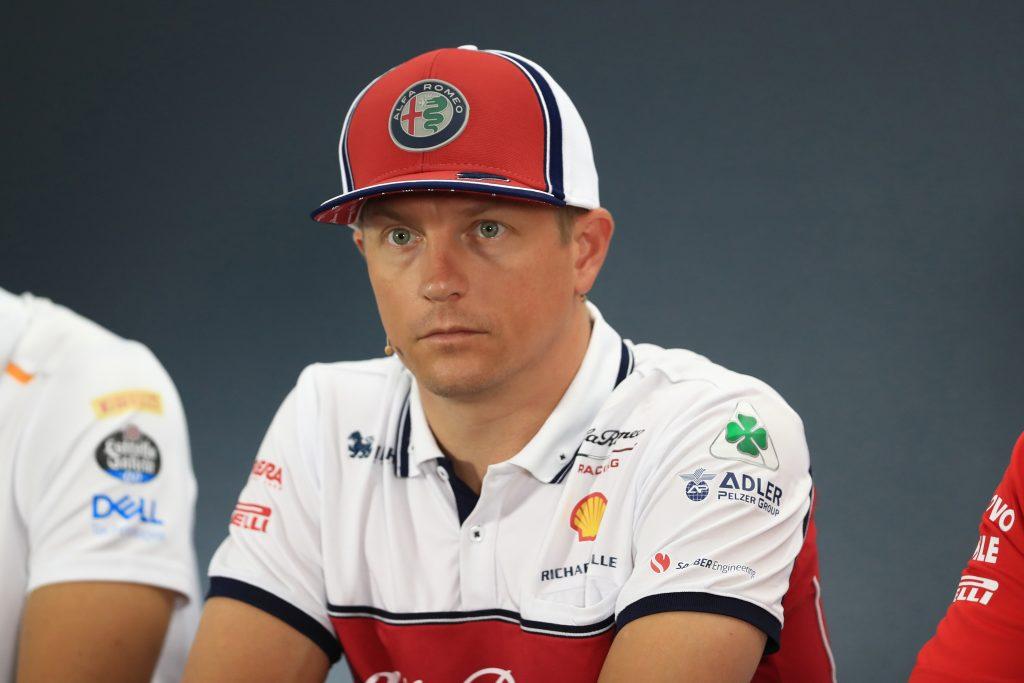 F1 Formula 1 Kimi Raikkonen leg injury muscle Belgian Grand Prix Marcus Ericsson