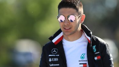 Photo of Renault confirm Ocon for 2020