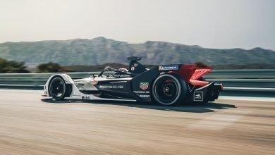 Photo of Porsche reveal car for their season 6 debut