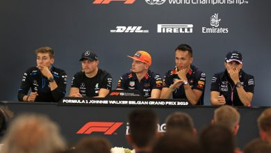 Photo of Belgian Grand Prix Thursday Drivers Press Conference