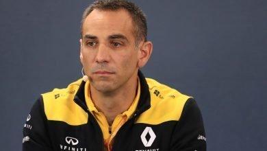 Photo of Abiteboul explains 'difficult' call to drop Hulkenberg