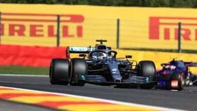Photo of LIVE: FP2 Practice 2019 Belgian Grand Prix