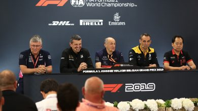 Photo of Belgian Grand Prix: Friday Press Conference