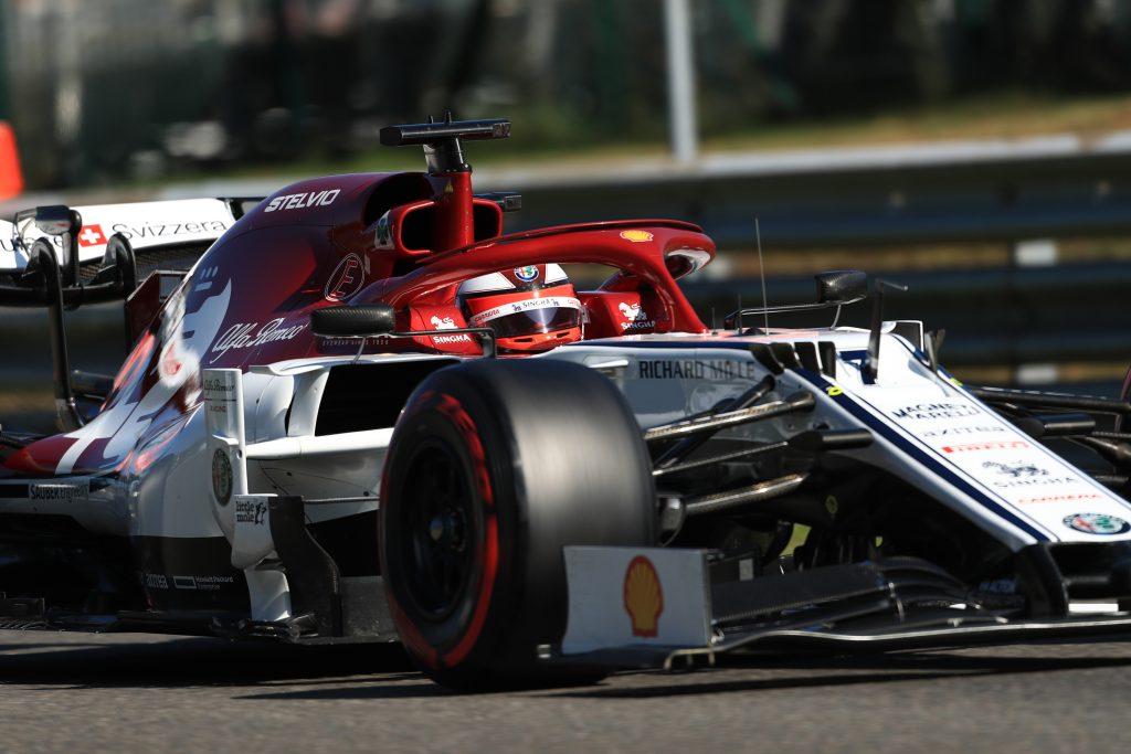 F1 Formula 1 Belgian Grand Prix Antonio Giovinazzi Alfa Romeo Robert Kubica Williams penalties Carlos Sainz McLaren