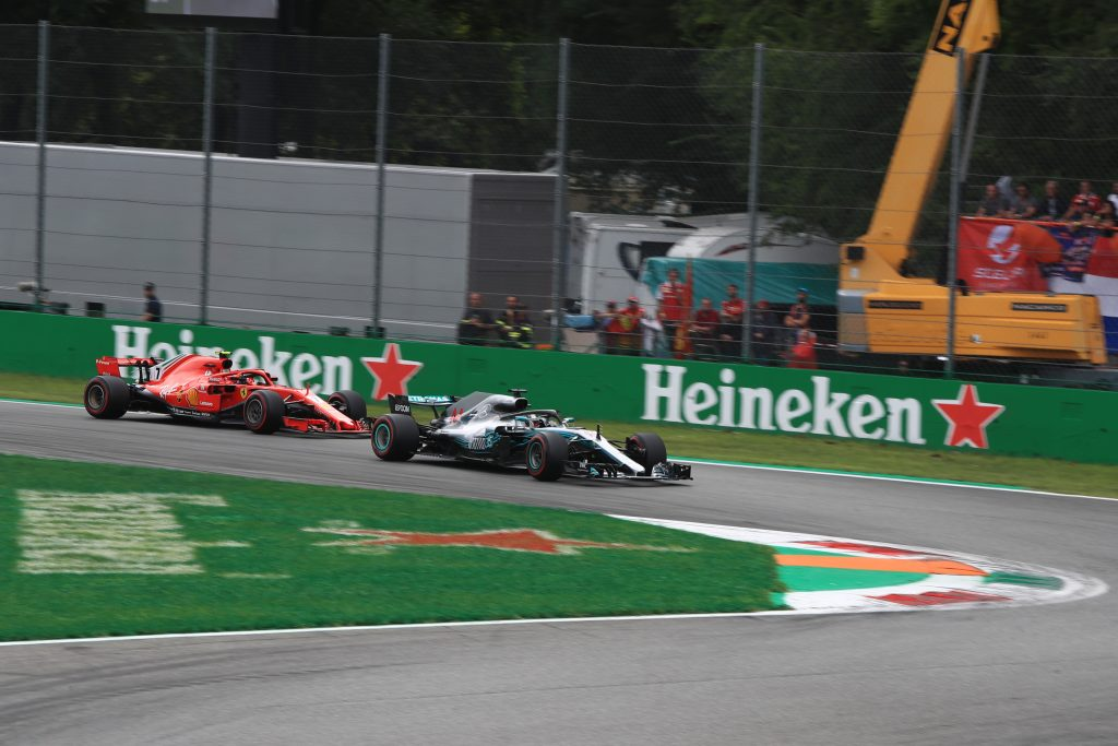 F1 Formula 1 Italian Grand Prix Toto Wolff Mercedes Ferrari