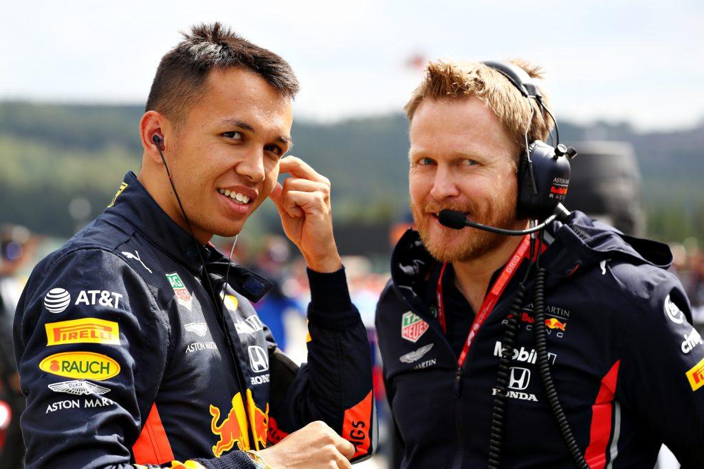 F1 - Albon aiming to unlock quali speed at Monza - FormulaSpy