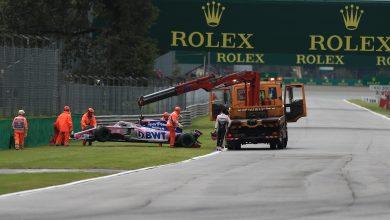 Photo of Perez points to Pirelli tyres as cause of FP1 crash