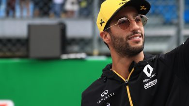 Photo of Ricciardo: I'm content with eighth
