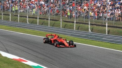 Photo of Leclerc resists Mercedes pressure to take Monza win
