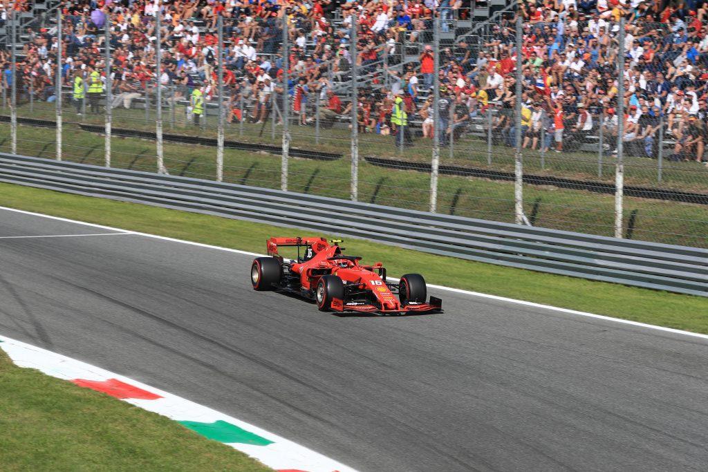 F1 Race Report