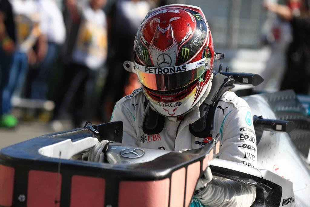 F1 Formula 1 Lewis Hamilton Mercedes Charles Leclerc Ferrari tyre