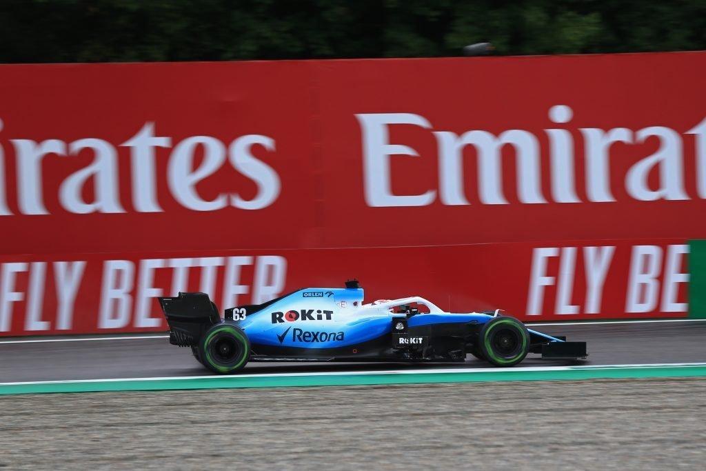 F1 Formula 1 Italian Grand Prix Williams companies 2019 financial