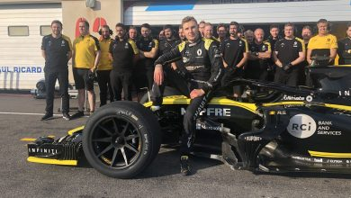 Photo of Initial 18 inch Pirelli tyre test concludes at Paul Ricard