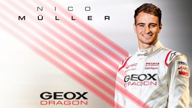 Photo of Nico Mueller signs with Geox Dragon for season 6