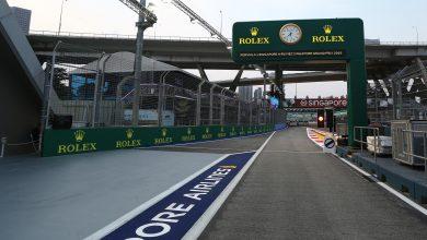 Photo of Starting Grid – 2019 Singapore Grand Prix
