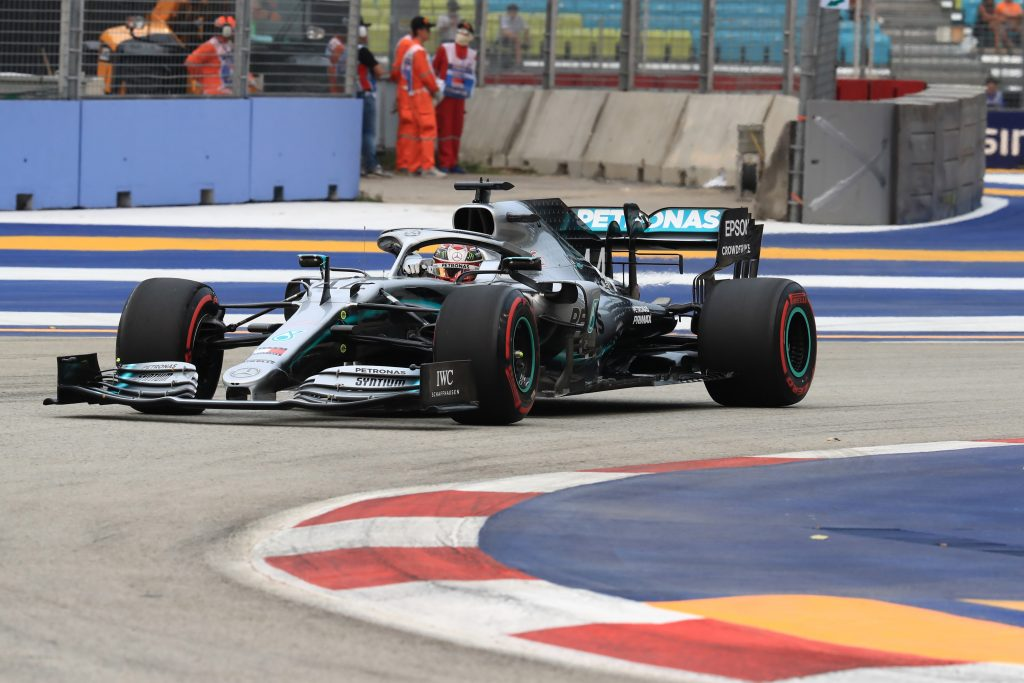 F1 Formula 1 Singapore Grand Prix Lewis Hamilton Singapore