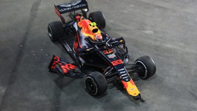 Photo of Albon: Practice off dented my confidence a little