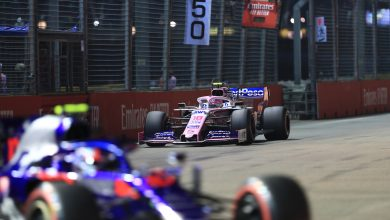 Photo of LIVE: 2019 Singapore Grand Prix – Round 15