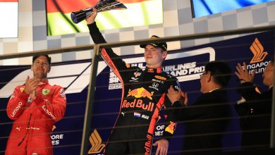 Photo of Verstappen: Singapore was a wake-up call for Red Bull
