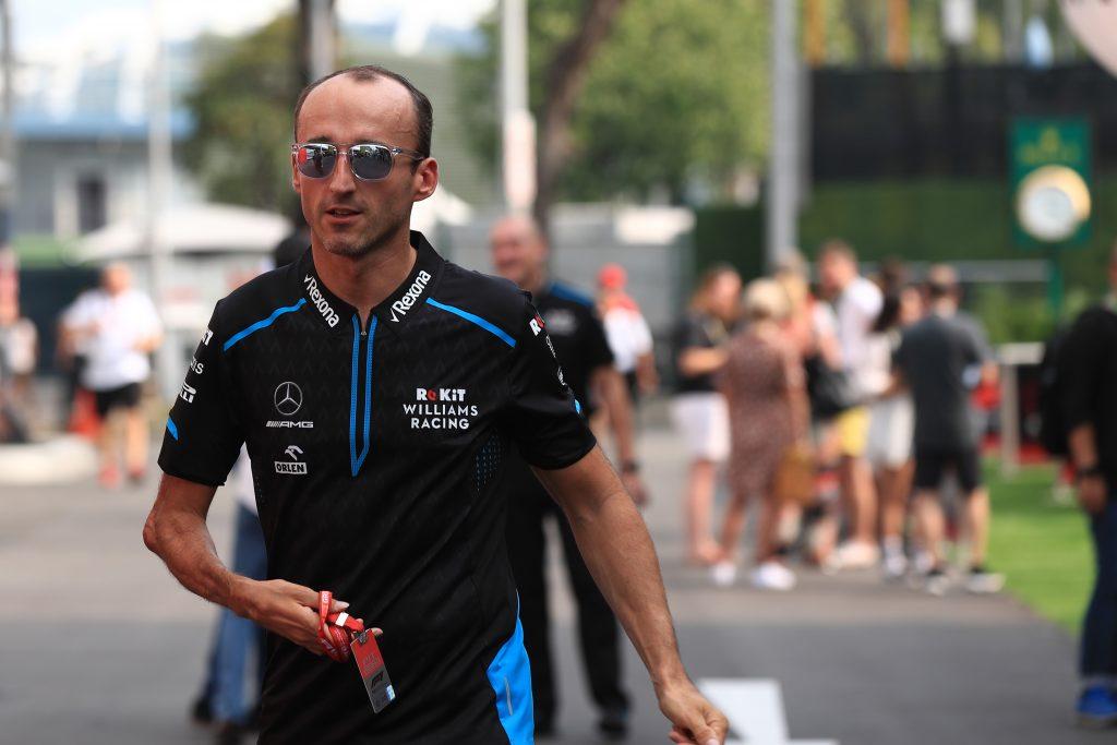 difficult challenge F1 Formula 1 Brazilian Grand Prix Robert Kubica Williams