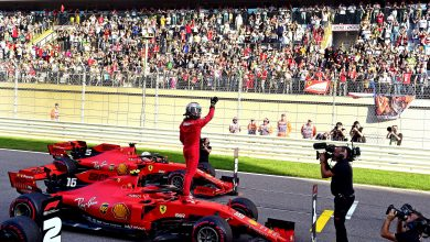 Photo of Official Starting Grid – 2019 Russian Grand Prix