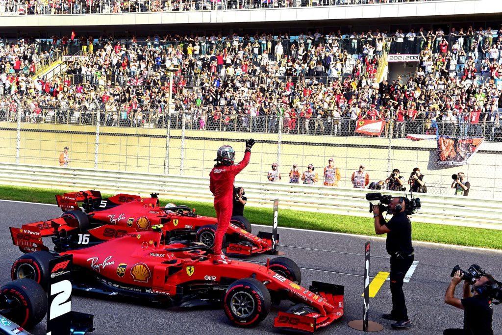 f1 russian gp starting grid