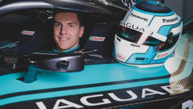Photo of Calado to partner Evans at Jaguar