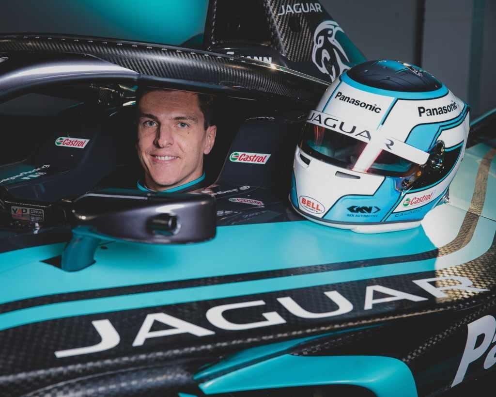 Calado to partner Evans at Jaguar