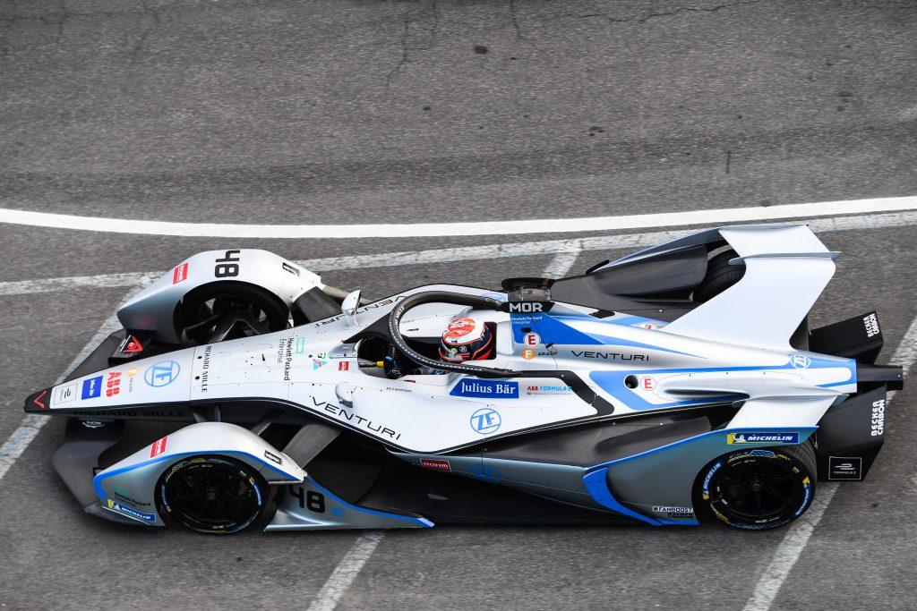 Venturi to run Mercedes powertrain for season 6