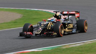 Photo of Grosjean compares Haas 2019 problems to Lotus in 2014