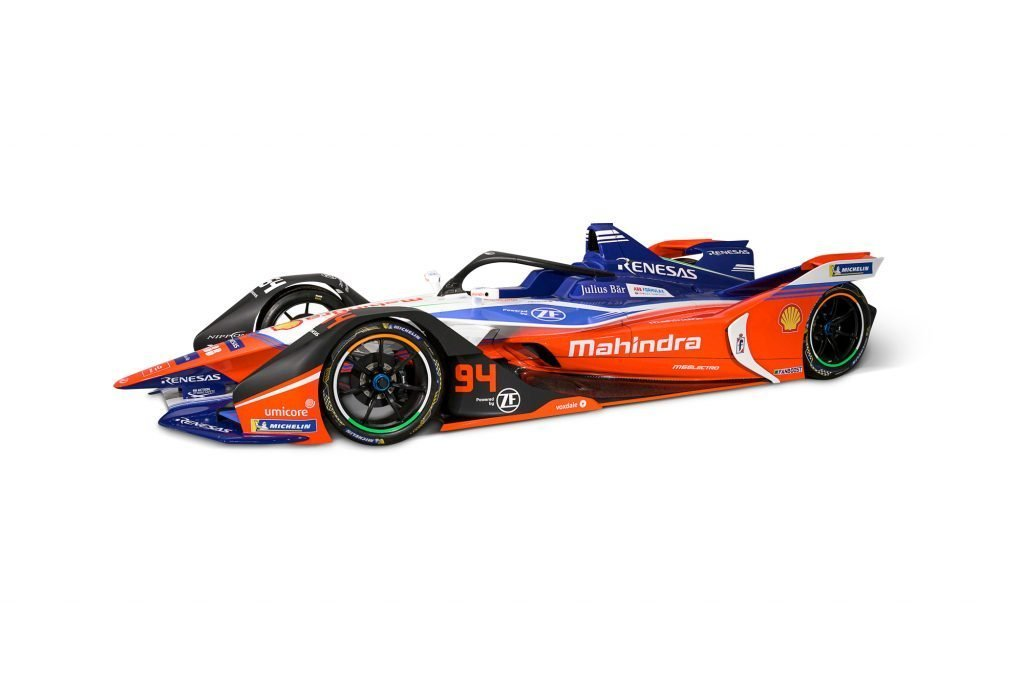 Mahindra to continue with d'Ambrosio and Wehrlein