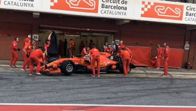 Photo of First day of extra Pirelli testing concludes